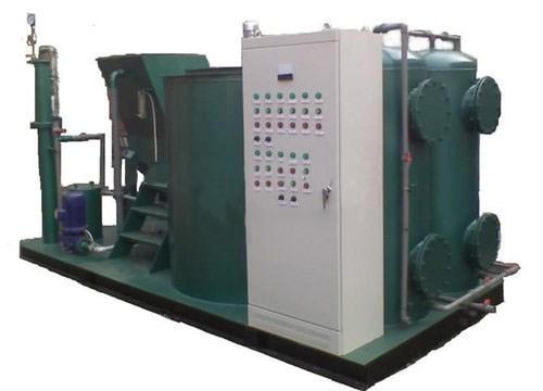 一体化工业污水处理设备安装_含油污水处理成套设备-洛阳绿创环保技术有限公司