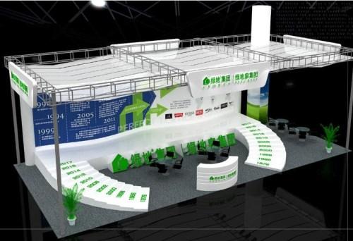 南京展示展览展台布置_展览展台设计相关-山东雷动展览展示有限公司