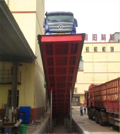 聊城移动式液压翻板_液压机械及部件定做-麒麟山东智能设备制造有限公司
