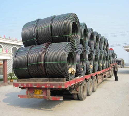 通讯硅芯管哪里有_阻燃PE管-湖南明塑塑业科技有限公司