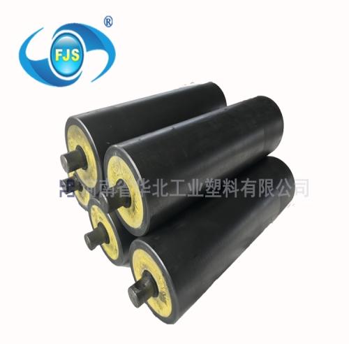 非金属静音托辊多少钱_聚乙烯低噪音厂家电话-河南省华北工业塑料有限公司