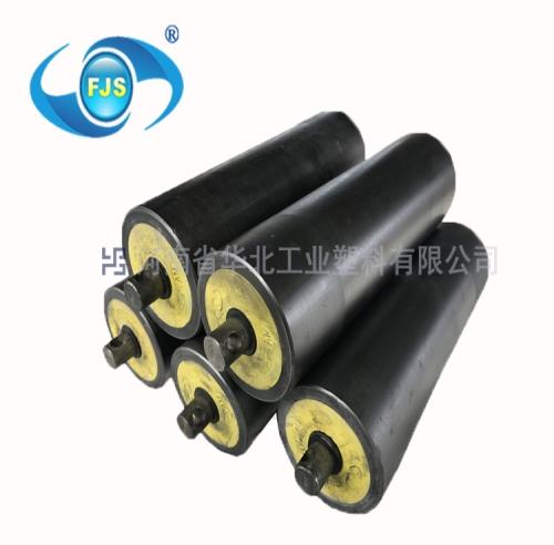 槽型尼龙托辊_尼龙托辊生产厂家相关-河南省华北工业塑料有限公司