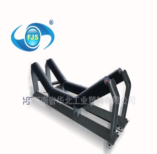 静音托辊价格_聚乙烯低噪音托辊厂家电话-河南省华北工业塑料有限公司