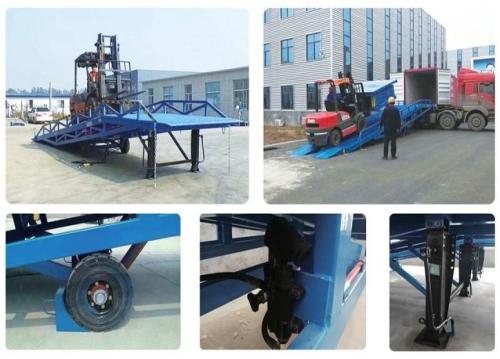 10米移动式升降机厂家_二轮装载机械-济南双力升降机械有限公司