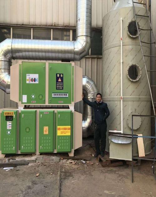 濟南噴淋塔廠家_玻璃鋼噴淋塔相關-山東旭楓電子商務有限公司