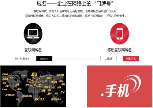 高品質頂級域名移動營銷活動_其它網絡服務相關-北京華瑞網研科技有限公司