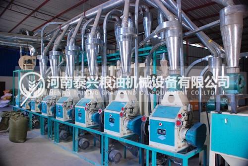 面粉加工设备价格_ 面粉加工设备哪家好相关-河南泰兴粮油机械设备有限公司