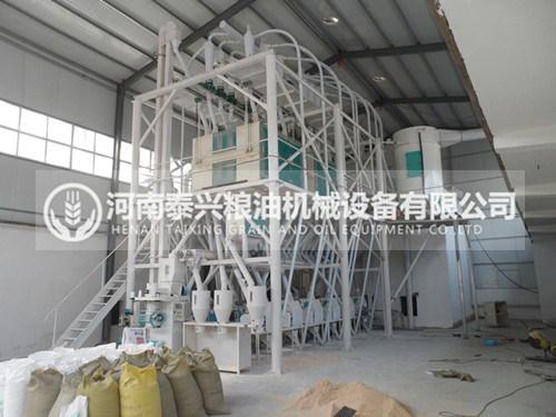 小型面粉加工設備價格_ 面粉加工設備廠家相關-河南泰興糧油機械設備有限公司