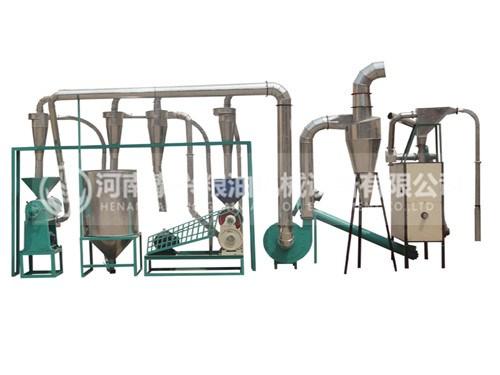 玉米深加工机械价格_玉米淀粉相关-河南泰兴粮油机械设备有限公司