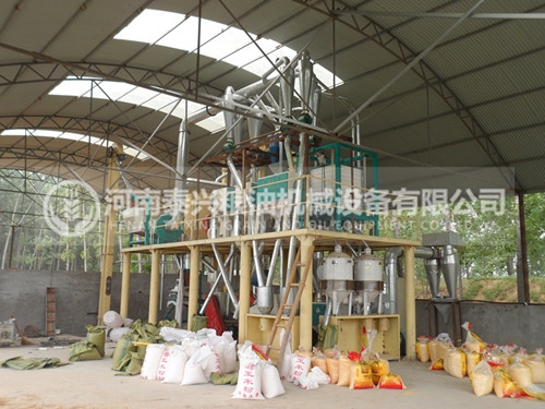辣椒制粉机械厂家电话_氮化硅生产厂家相关-河南泰兴粮油机械设备有限公司