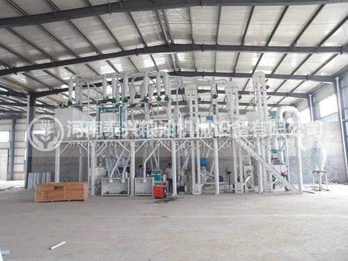 辣椒制粉机器厂家哪家好_氮化硅生产厂家相关-河南泰兴粮油机械设备有限公司