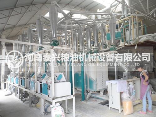 大型面粉加工哪家好_ 面粉加工设备厂家相关-河南泰兴粮油机械设备有限公司