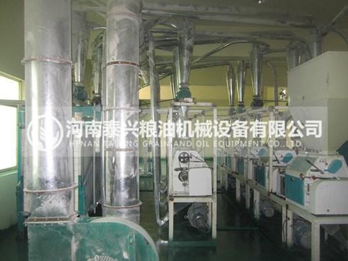 茶籽油精炼设备厂家_设备-河南泰兴粮油机械设备有限公司