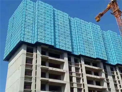 长沙工地爬架租赁公司_全钢爬架租赁价格行情-湖南远东建筑科技有限公司