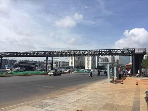 贝雷片安装_贝雷片相关-湖南首创路桥装备制造有限公司