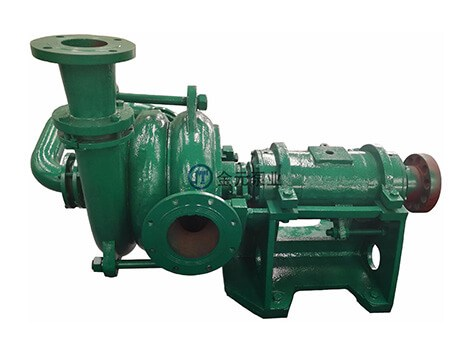 压滤机入料泵价格_煤泥污水泵、杂质泵定制-郑州金元冶金设备有限公司