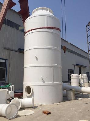 聚丙烯酸雾吸收塔_聚丙烯废气化工-淄博谱星化工设备有限公司