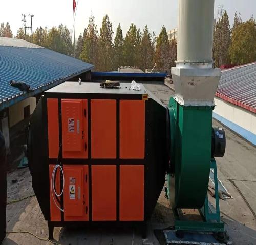 垃圾發電站除臭設備批發_廢氣處理成套設備相關