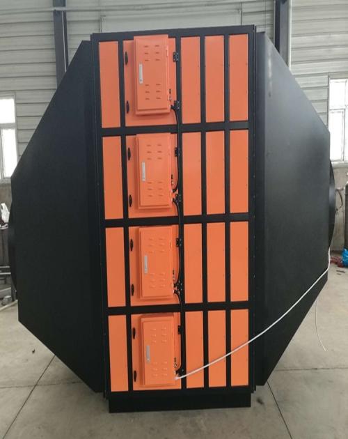 吸附脫附設備-除臭設備技術_廢氣處理成套設備相關