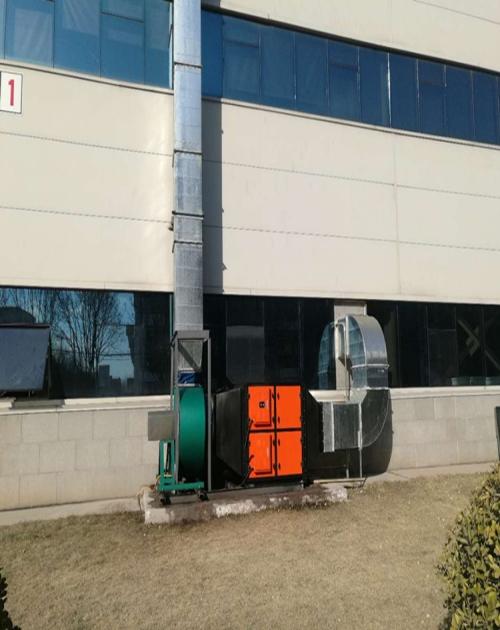 低溫等離子廢氣處理設備除臭設備_廢氣處理成套設備相關