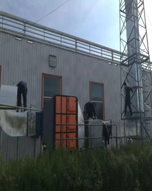 惡臭氣體治理除臭設備哪家好_廢氣處理成套設備相關