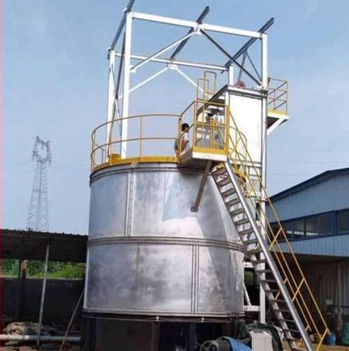 大型猪粪发酵罐生产厂家_新型发酵提取设备哪家好-安阳市煜泰矿山冶金设备有限公司