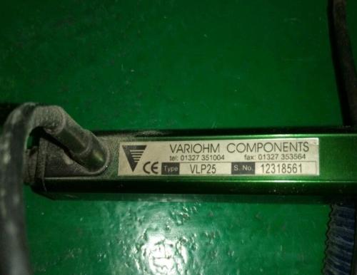 vlp25线性位移传感器variohm批发_位移传感器厂家相关-南通市卡纳佳尔机械科技有限公司