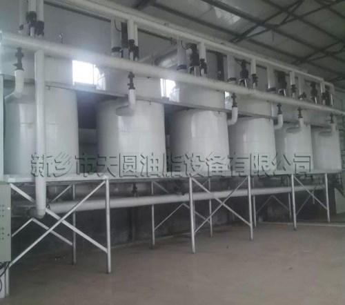 新型动物油炼油设备生产厂_炼油设备价格相关-新乡市天圆油脂设备有限公司