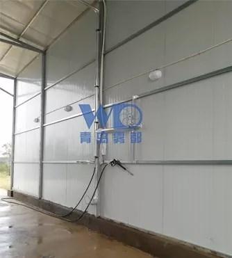 上海冷链消毒通道生产商_哈尔滨冷链消毒通道-青岛雾都喷雾净化科技有限公司