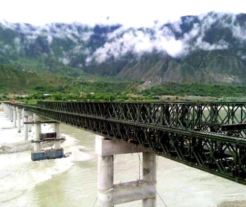 河北钢便桥_ 钢桥多少钱相关-郴州大川筑路机械有限公司