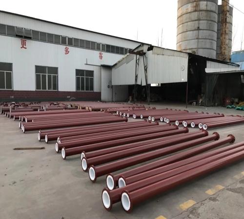 聚乙烯襯塑管道 化工管道及配件