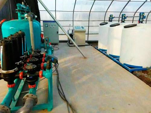 青岛简易水肥一体化控制系统 全自动水肥一体化相关