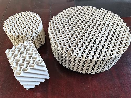 上海丝网波纹填料的作用 波纹填料厂家相关