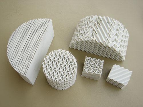 上海250y孔板波纹填料批发 波纹陶瓷填料相关