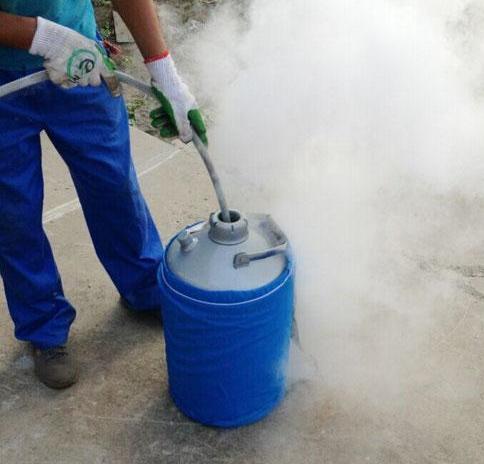 原装液氮_液氮销售相关-济南亿成气体有限公司