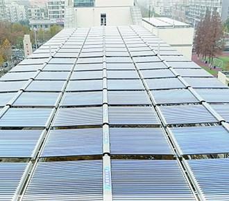 寶雞太陽能熱水工程方案 太陽能能工程相關