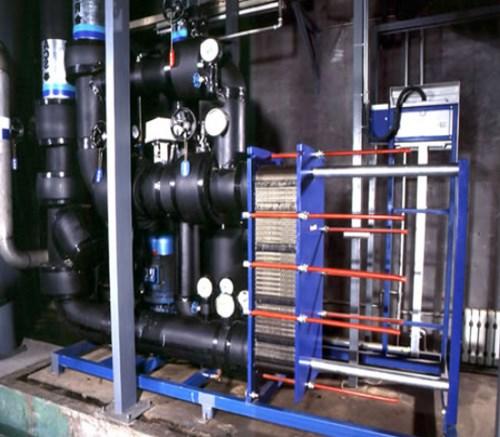 智能化换热机组生产厂家_楼宇换热机组-新乡市鸿锐换热设备有限公司