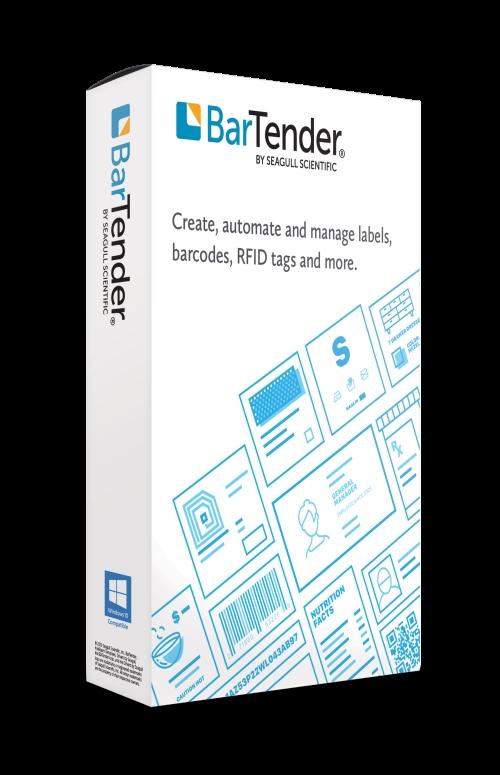 廈門條碼打印軟件bartender官網激活 下載行業專用軟件激活碼