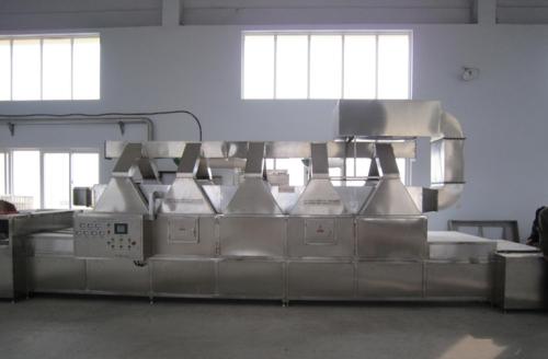 陜西隧道式微波干燥設備 隧道式微波干燥設備采購