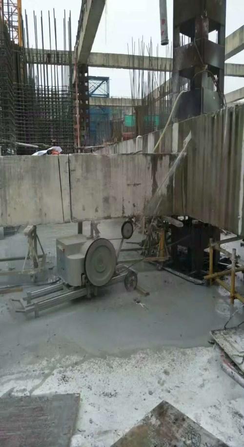 长治混凝土静力切割施工电话 梁工程施工