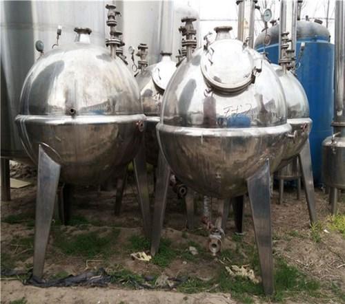 有机肥发酵罐相关 不锈钢发酵罐