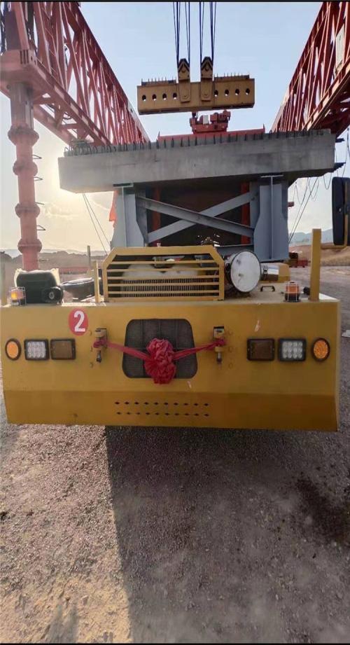 桥梁运输炮车 300吨桥梁运输车价钱