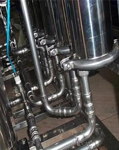 忻州通洋水管 正规不锈钢管