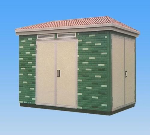 河南箱式变电站安装 室外配电箱