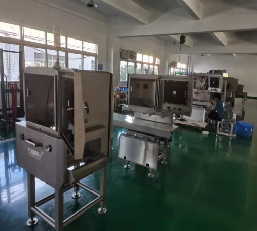 异物剔除_罐装食品机械及行业设备-广东永一智能设备有限公司