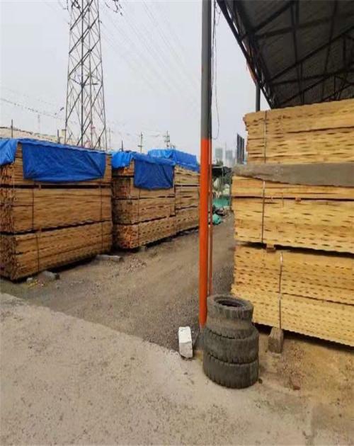 工地建筑木方價格 工地建材生產加工機械廠家電話