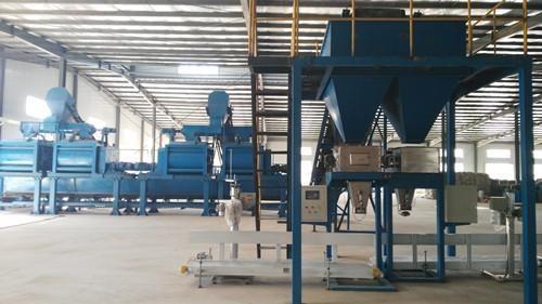 黃山羊糞有機肥生產設備 畜牧、養殖業機械