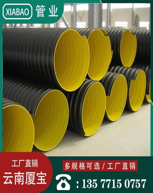 玉溪钢带管价格-云南厦宝科技有限公司
