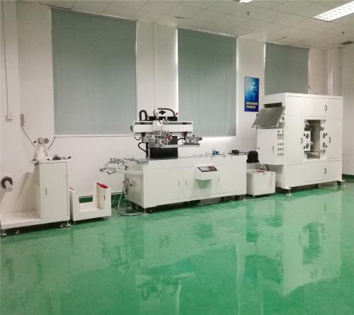 PET薄膜丝印机 商标织带自动丝网印刷机哪个厂家质量好