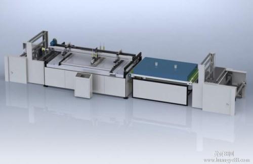 丝网印刷丝印机哪家质量好 网版印刷自动化生产线